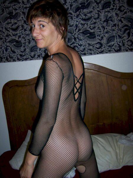 Passez une nuit de sexe avec une femme cougar sexy