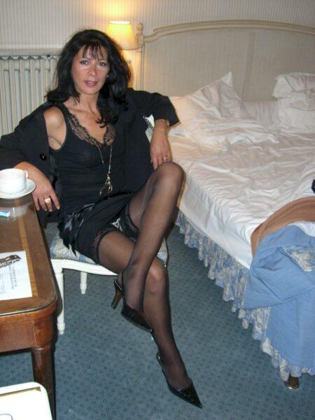 Pour une nuit sans lendemain avec une femme sexy