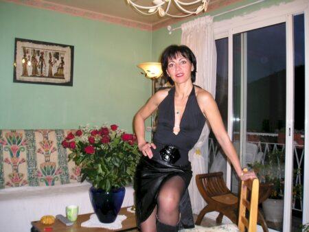 Une femme adultère de Bordeaux pour du dial et plus